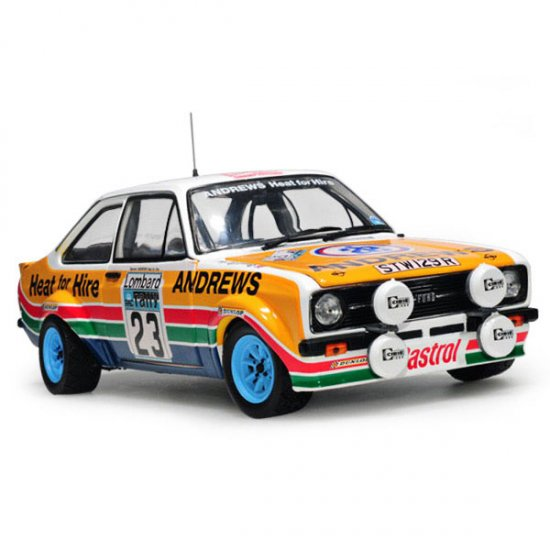 Rally Car Models (Non Slot Car)