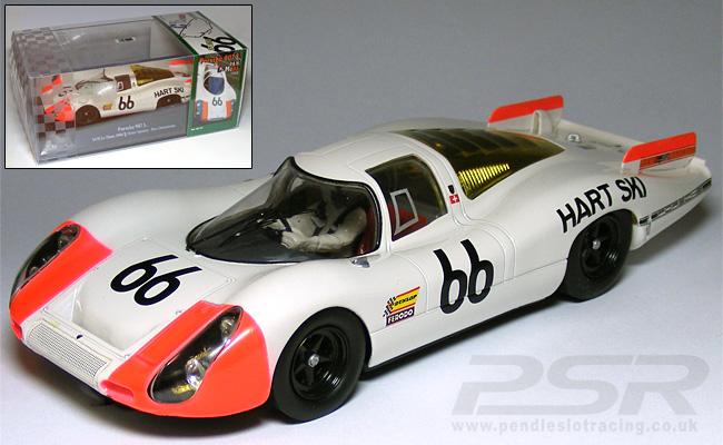 Porsche 907l Spoerry Amp Steineman Slot Car Supplies