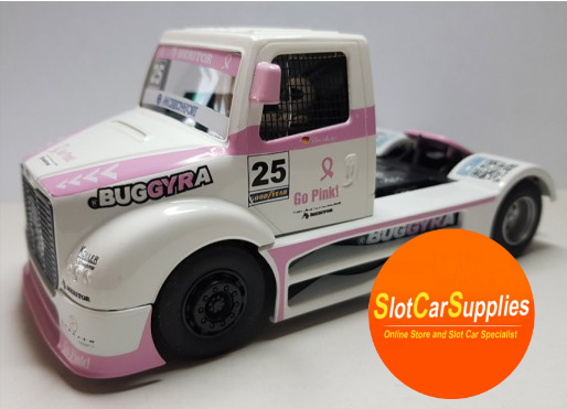 Buggyra MK08 racing super trucks ETRC GO PINK LOHR FlySlot Trucks 205104